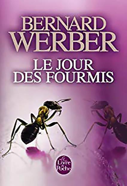 کتاب Le jour des fourmis
